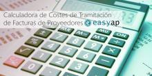 easyap anuncia la Calculadora de Costes de Tramitación de Facturas de Proveedor